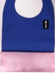 Royal Blue DressTiez with Pink Lining